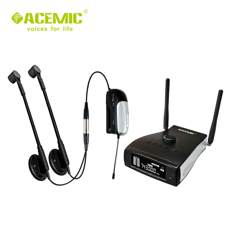 Accordion Microphone-Designed ACEMIC Wireless For PR-8/AT-20