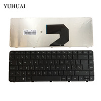 New Laptop Keyboard For HP Pavilion G4 G4 1000 G6 G6 1000 Presario CQ43 CQ57 430