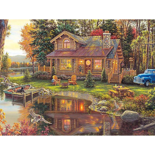 Lodge at Lake
