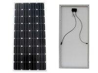 EU AU USA No Tax No Duty 150W 12V RV Mono Monocrystalline Solar Panel Solar Module for RV Boat Home Battery Charger
