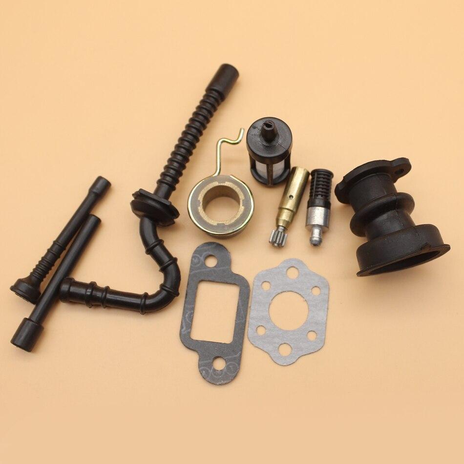 Gasolina manguera de combustible manguera F Stihl ms210 ms230 ms250 021 023 025 filtros