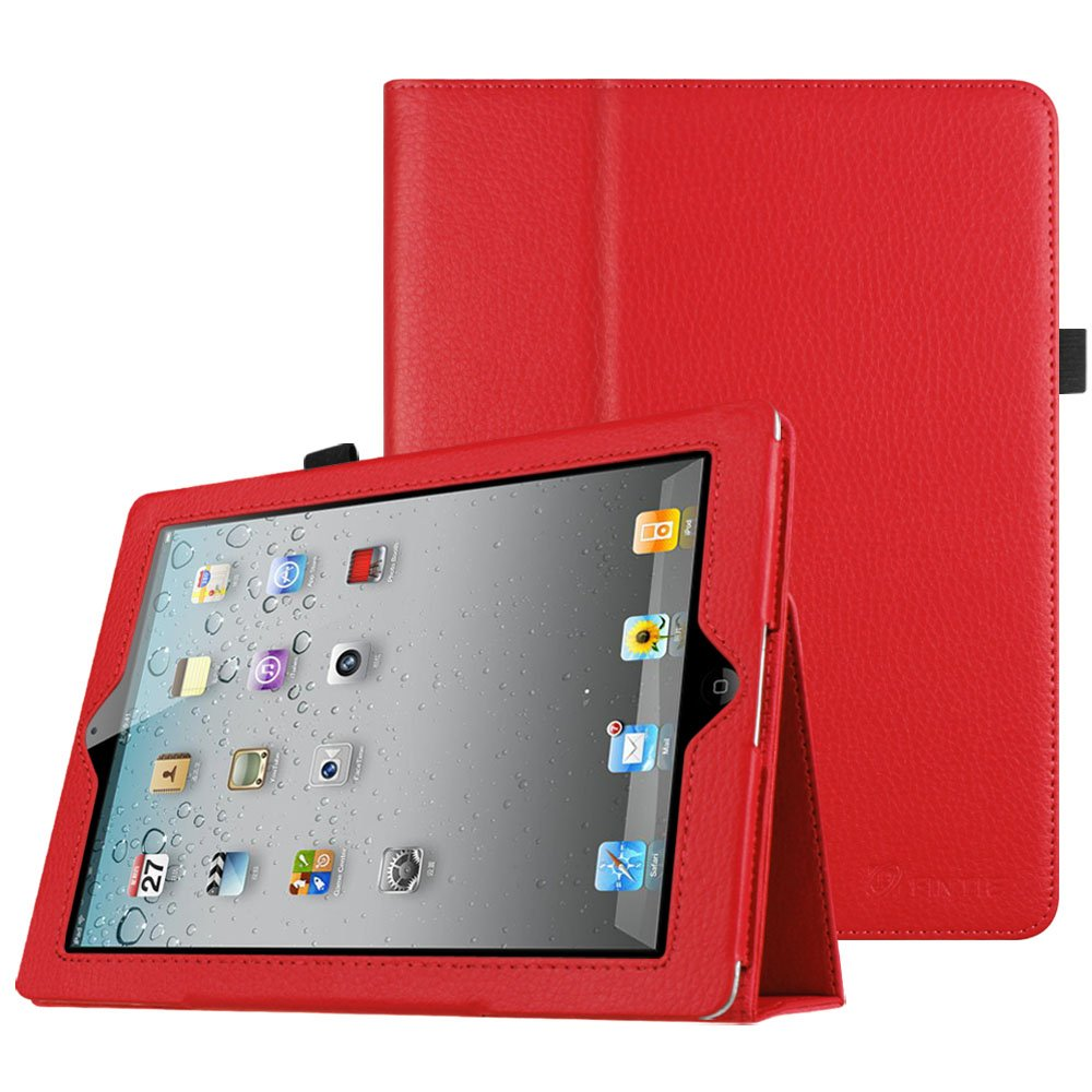 Case For iPad 3 Model A1416 A1430 A1403 Cover Protective PU Leather Folding Stand Case For iPad 2 3 4 A1458 Pencil Holder CasesCase For iPad 3 Model A1416 A1430 A1403 Cover Protective PU Leather Folding Stand Case For iPad 2 3 4 A1458 Pencil Holder Cases