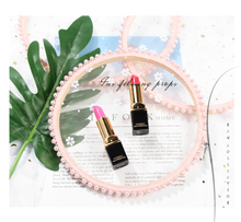 White Pink Mesh Tray INS Photography Props Studio Photo Background Ornament for Gifts Perfume Jewelry Mini Product