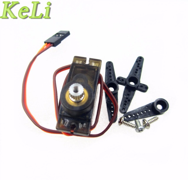 TIEGOULI 5pcs/lot MG90S Metal gear Digital 9g Servo For Rc Helicopter plane boat car MG90 9G