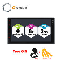 Ownice C500 2G RAM 1024 600 Android 6 0 Support Wifi 4G SIM LTE Network DAB