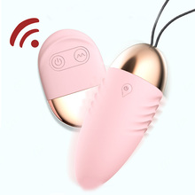 10 Frequency Jump Egg Vagina Balls Waterproof Wireless Remote Control Bullet Vibrator Clitoris Dildo Massager Sex Toys For Woman