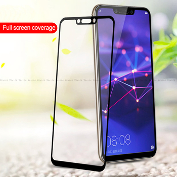 9H Tempered Glass For Huawei P30 P20 Mate 20 10 Lite Pro P10 Plus Full Cover Screen Protector For HUAWEI P30 Lite Mate 20 Glass image