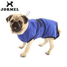 JORMEL, товары для домашних животных, банный халат для собак, теплая одежда для собак, супер абсорбирующее сушильное полотенце для плюшевого банного полотенца