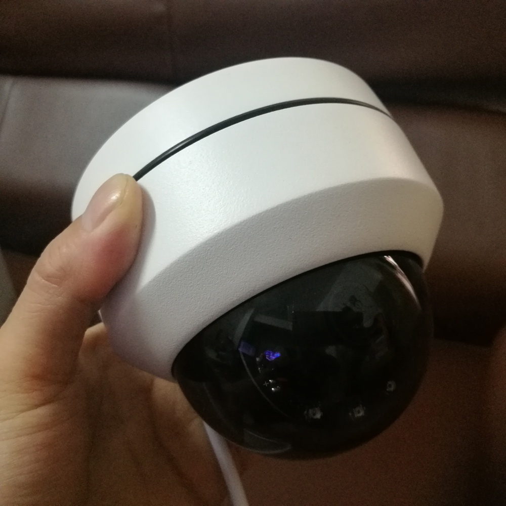 Indoor/Outdoor HD 1080P PTZ Dome IP Camera 2MP 3X OpticaL Zoom Auto Focus Night Vision IR-Cut RTSP P2P CAM 2.4Indoor/Outdoor HD 1080P PTZ Dome IP Camera 2MP 3X OpticaL Zoom Auto Focus Night Vision IR-Cut RTSP P2P CAM 2.4