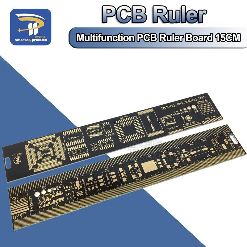 15 см линейка PCB v2 - 6