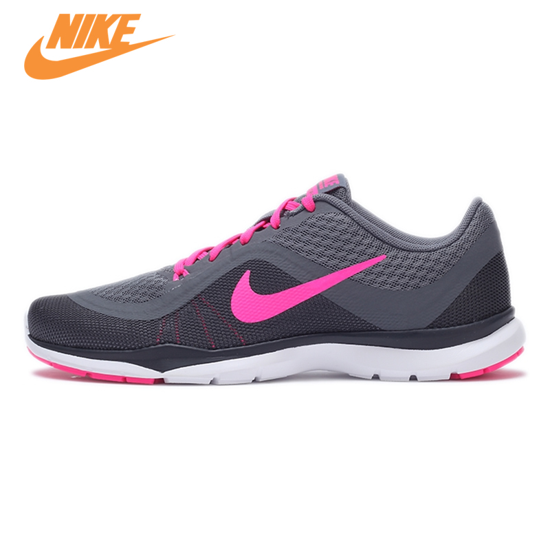 Original New Arrival Authentic Nike FLEX TRAINER 6 ST Breathable Women's Running Shoes Sports Sneakers Trainers все цены