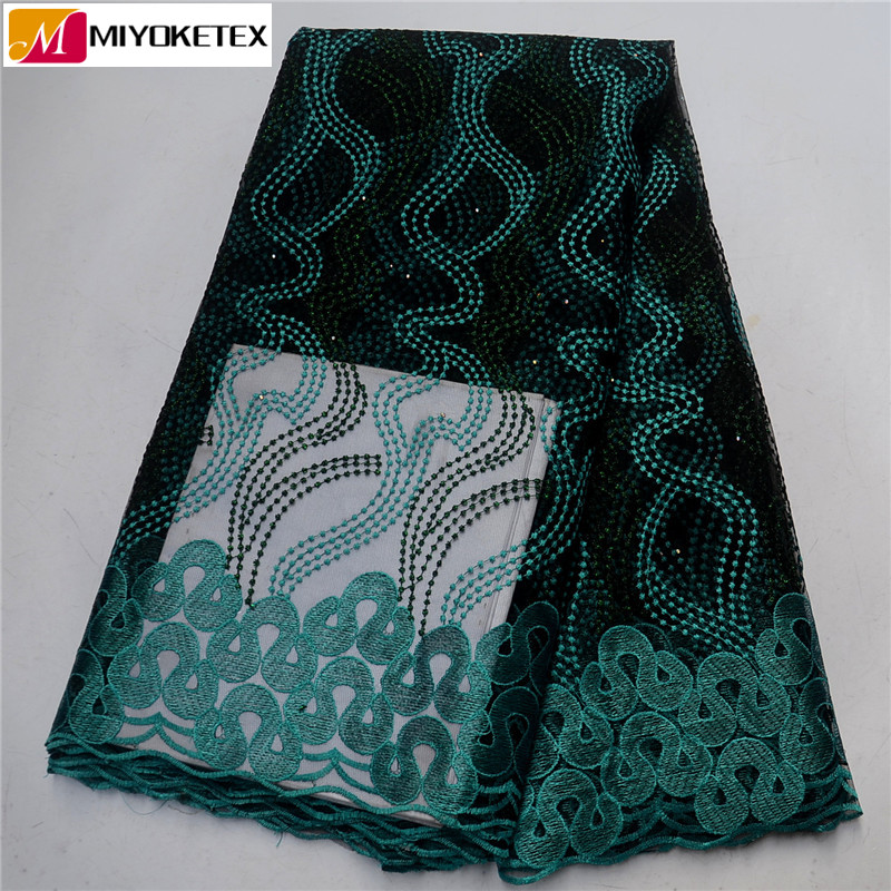 Home & Garden Reliable New Design Nigerian Lace Fabrics High Quality African Lace Fabric For Sewing Dress French Tulle Mesh Laces Fabric Psa592-1 Regular Tea Drinking Improves Your Health