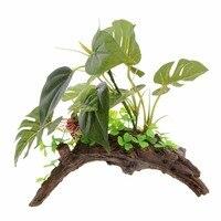 10 Simulated Aquarium Plants Decoration Acuario Artificial Arch Plant Fish Tank Ornament Green Plant Aquarium Decor