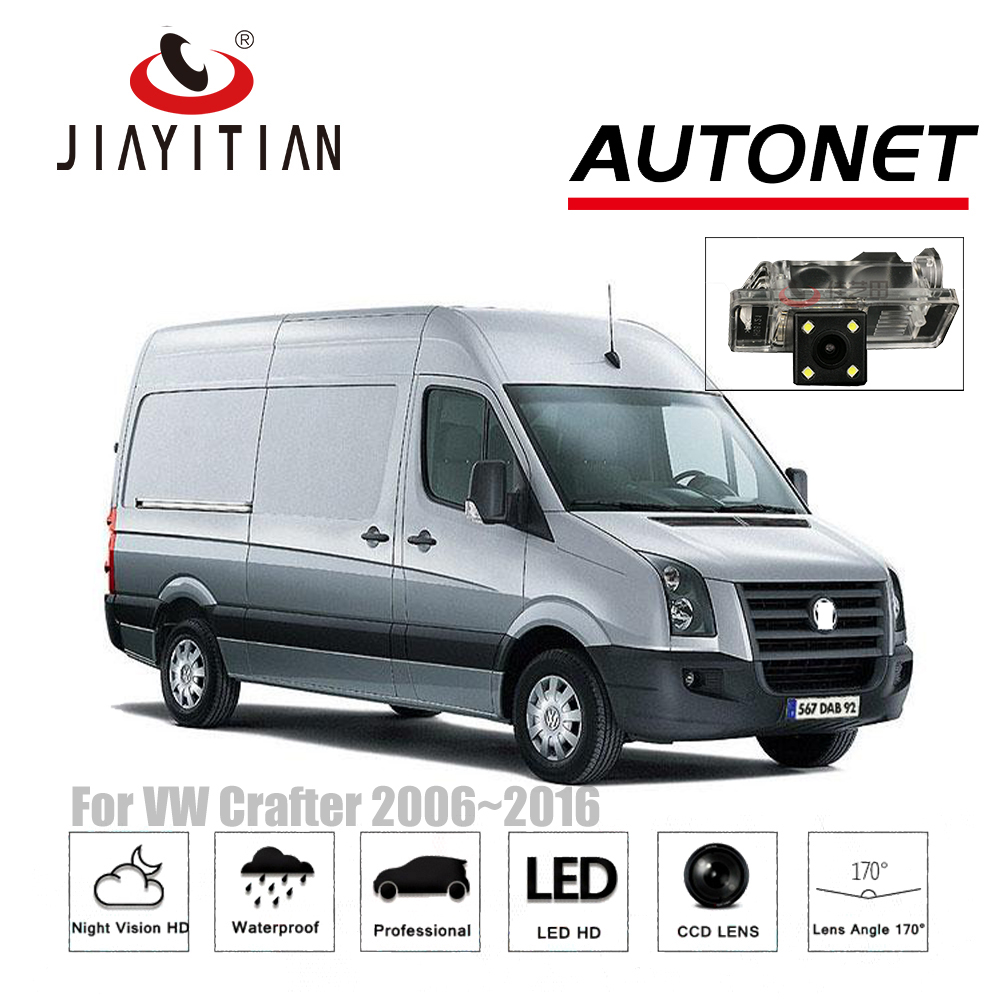JiaYiTian rear camera For Volkswagen VW Crafter 2006~2016 MAN TGE CCD/Night Vision/Backup Reverse Camera license plate camera