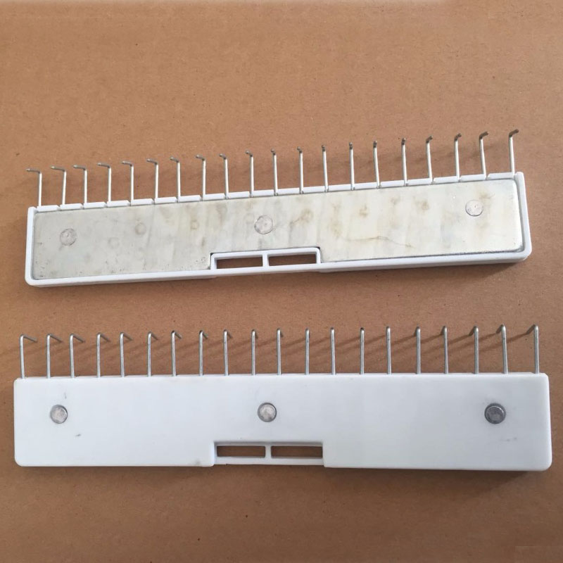 Punchcard holder Pin for Broher knitting machine