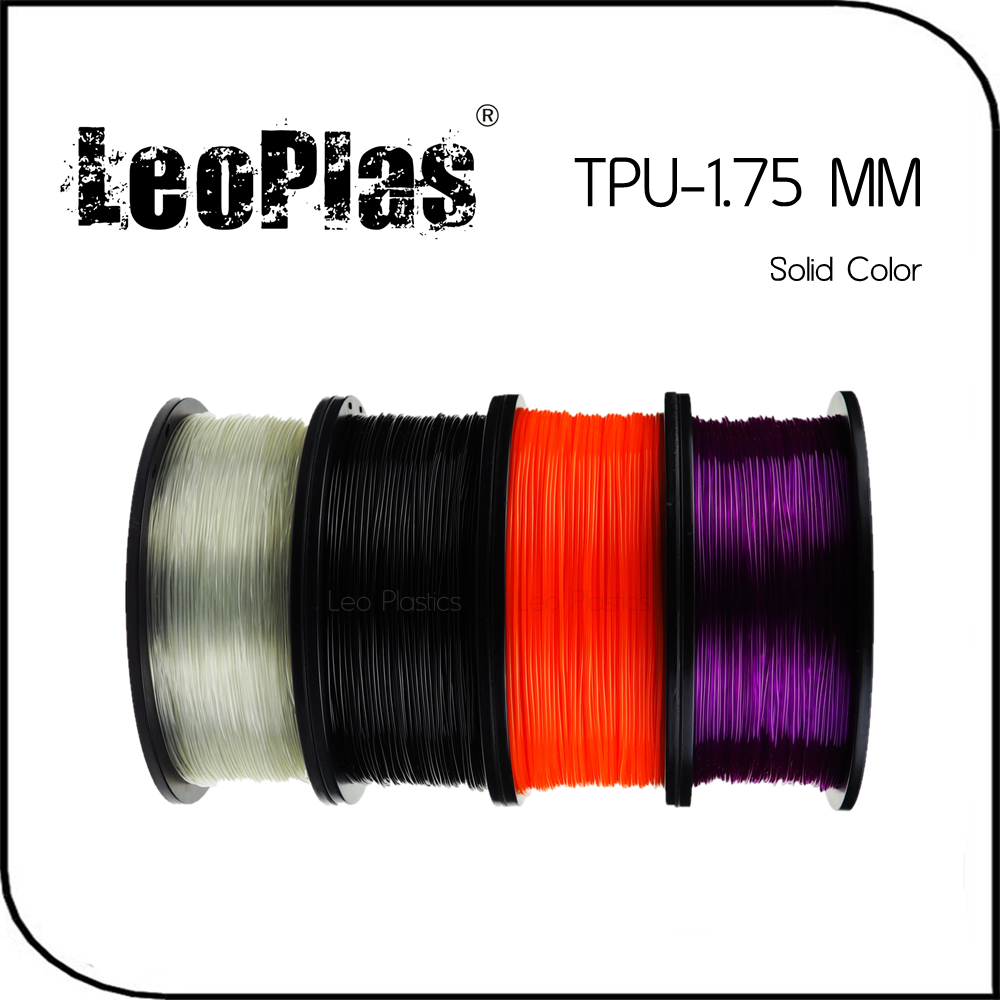 Worldwide Fast Delivery Direct Manufacturer 3D Printer Material 1kg 2 2lb Soft 1 75mm Flexible TPU