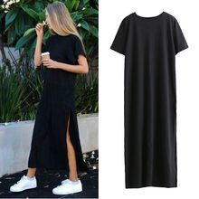 3b6e0766c1c46 Popular Dress Side Slit-Buy Cheap Dress Side Slit lots from China ...
