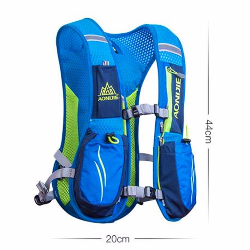 Aonijie Luar Pelari Maraton Berlari Ras Hidrasi Rompi Untuk Water Bladder Bag Sd17 15l Tempat Air Minum Outdoors Mochilas Trail Menjalankan Ransel Paket Di Mendaki Tas