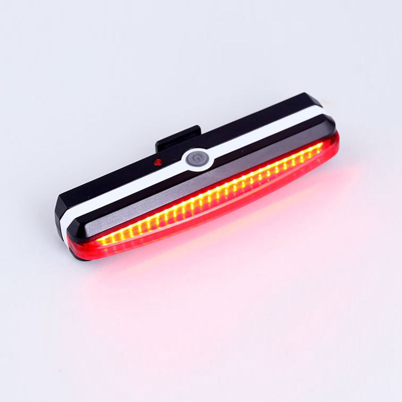Bicycle Light Cycling Light LED Lights Bicycle USB Charging Super Bright Tail Lights For Bike