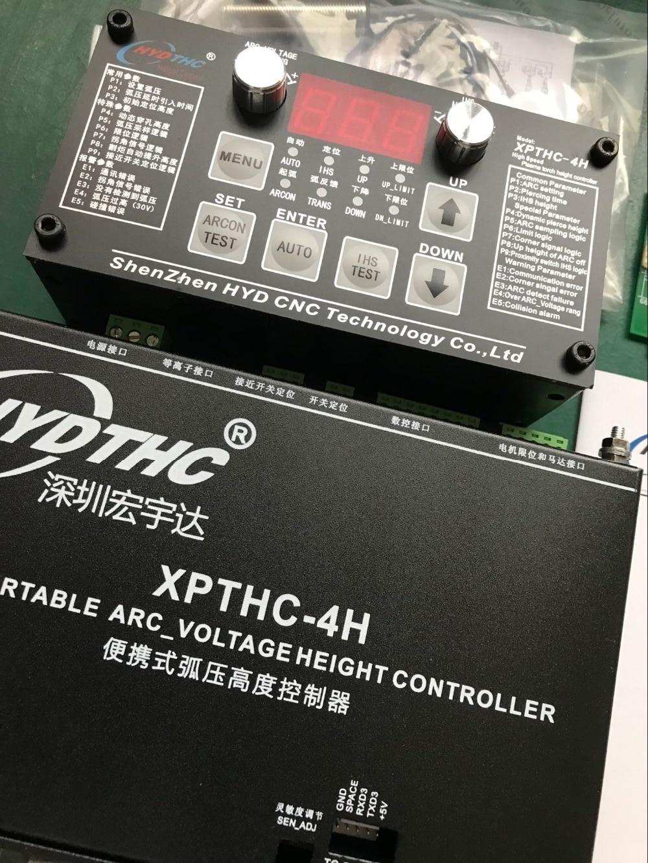 HYD XPTHC-4H lanko įtampos plazminis valdiklis ARC degiklio - Staklės ir priedai - Nuotrauka 2