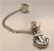 anchor no pierced earcuff clip on earrings triangle gothic ear cuffs for women earring cuff orecchini hole wraps