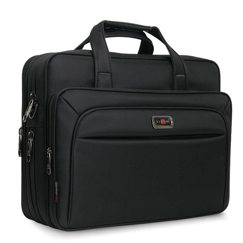 Brand Business Mens Briefcase Mens Handbags Brand Oxford 14-16 Inch Laptop Bag New Men Shoulder Crossbody Bags Y254Brand Business Mens Briefcase Mens Handbags Brand Oxford 14-16 Inch Laptop Bag New Men Shoulder Crossbody Bags Y254
