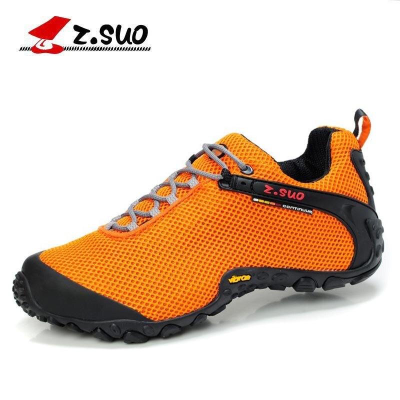 ZSUO Hombres Del Deporte de Alta Calidad Zapatos Cómodos de Malla de Aire Zapato