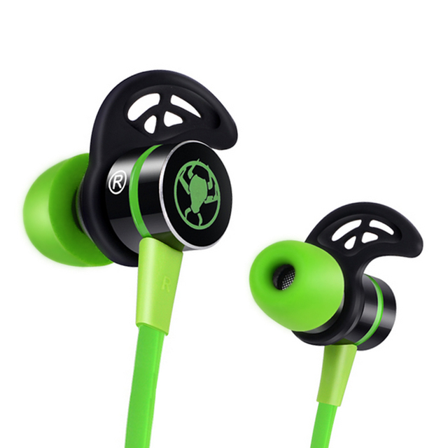 PLEXTONE G20 Stereo Bass Earphone Headphone With Microphone Gaming Headset Gamer Wired Earpiece Computer Earbuds For Phones