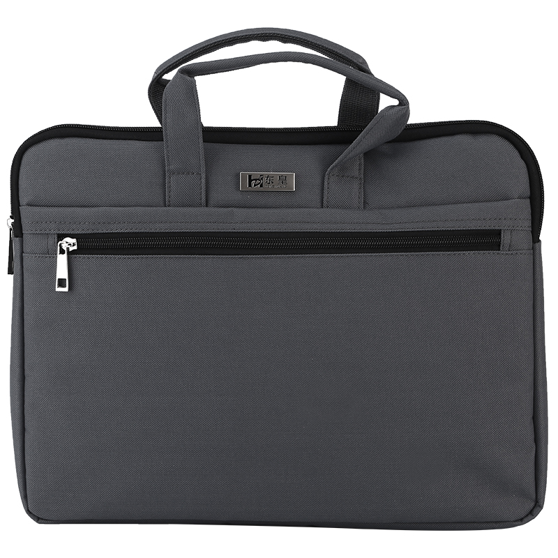 Hand held Oxford Document Bag A4 Briefcase for Men and Women Office Canvas Waterproof Conference Leisure Fashion Files Folder in File Folder from Office School Supplies