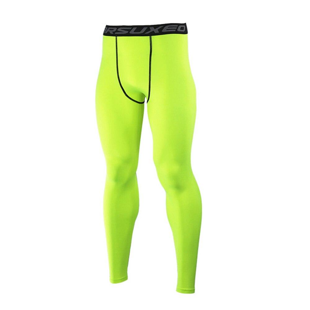 Camadas de Base De Compressão De Homens ARSUXEO Execução Elásticas Justas  Calças Leggings Roupas de Fitness Workout Gym Musculação Basquete em  Execução ... 0749c5db517d6