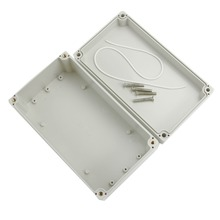 Waterproof 158x90x60mm Plastic Electronic Project Box Enclosure Cover CASE
