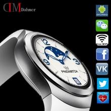 Original 2016 Circle new X3 Smart watch Android 4 4 WCDMA 3G font b Smartwatch b