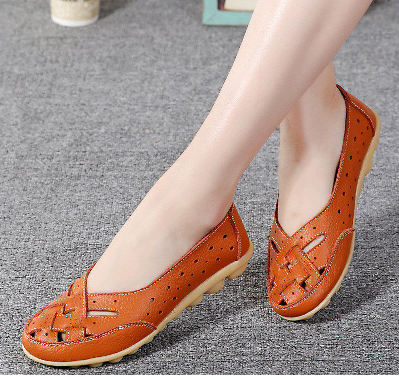 AH1165 (21) Women's Loafers Shoes