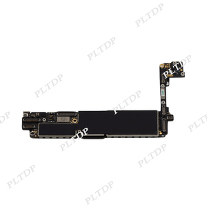 Image 4 - 32GB 128GB 256GB for iPhone Motherboard without Touch ID 100% Original unlocked for iphone 7 4.7 inch Mainboard with IOS System