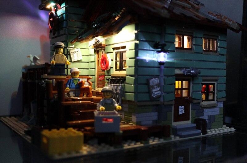 Set di illuminazione a led solo la luce set per lego 21310 e 16050