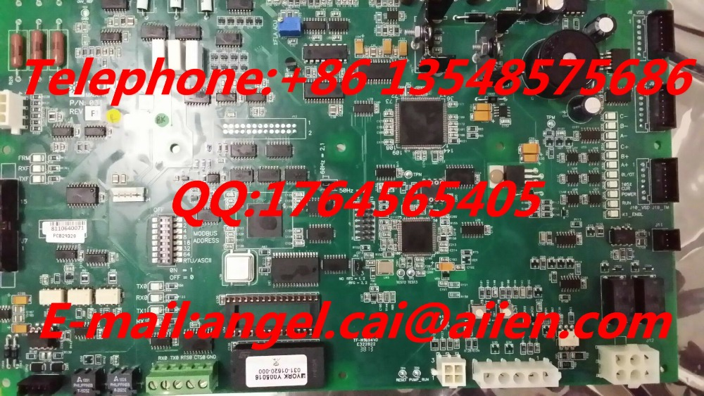 Air Conditioning Appliance Parts 031-02506-001-1bom Rev B Tm3 Vsd Logic Board And To Have A Long Life.