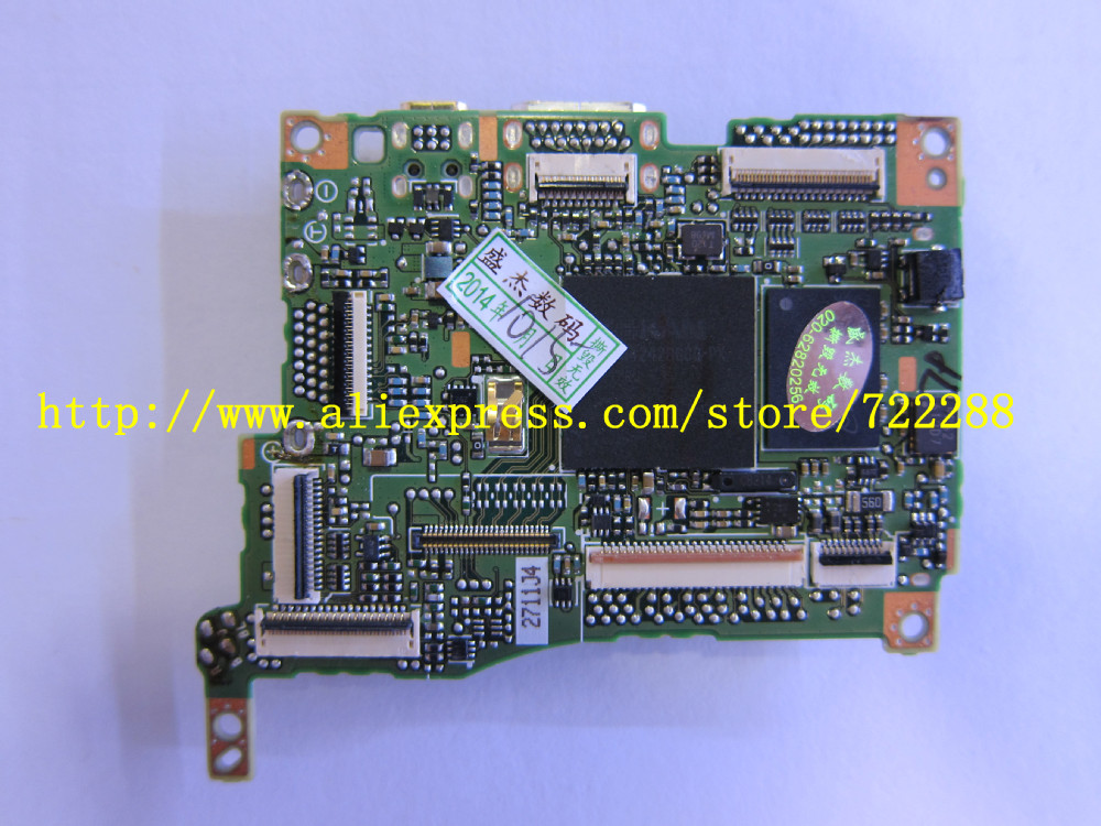 Repair Parts For Nikon COOLPIX P510 Main Board Motherboard MCU PCB CPU Memory Card-in Electronics Stocks from Electronic Components & Supplies    1