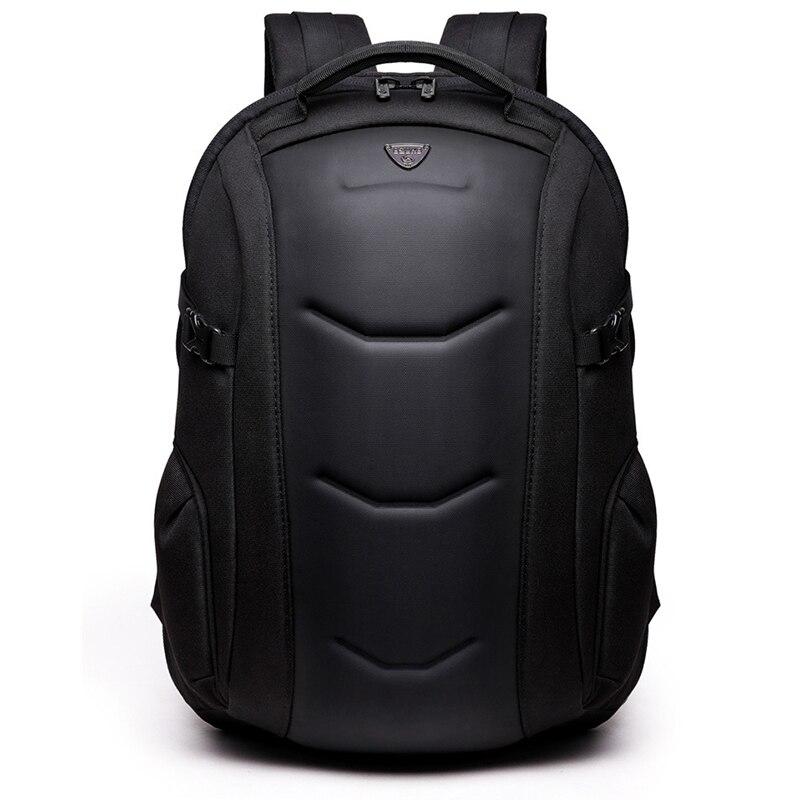 OZUKO New Men Backpack Waterproof Oxford 15.6 inch Laptop Backpack Multi function Anti Theft Backpack School Bag Travel Backpack