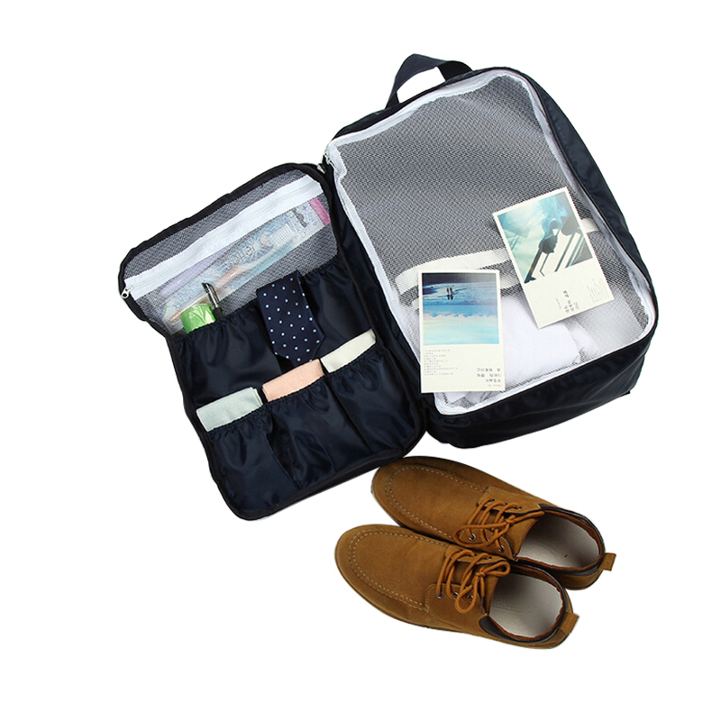 Foldable Men's Luggage Travel Bags Large Casual Clothes Packing Cubes Organizer Functional Women Pouch Accessories Products