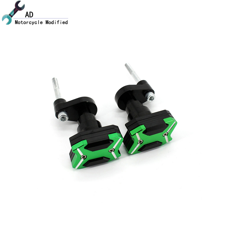 цена на Protection Guard For Kawasaki Z1000 Z1000SX 2015 2014 2013 Motorcycle Accessories Frame Sliders Anti Crash Pads Motorbike Parts