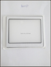 New LCD Screen Window Display (Acrylic) Outer Glass For CANON EOS 400D Rebel XTi Kiss X Digital Screen Protector + Tape