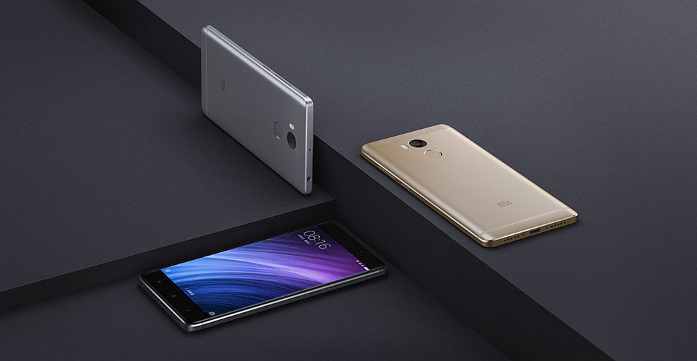 xiaomi redmi 4  xiaomi redmi 4 pro mobile phone -top