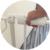 De alta Calidad de Protección de Productos de Bebé Puerta de Seguridad Del Bebé puerta de seguridad para niños De 74-81 cm de La Puerta