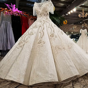 Image 4 - AIJINGYU Slim Wedding Dress Antique Gowns Fat Hot Netherlands Real Price Gown Party Vintage InspiNew Wedding Dresses