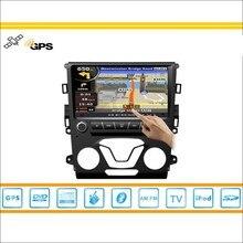 Радио автомобиль Ford Fusion 2014 ~ 2015 GPS Nav Navi карта навигации стерео аудио-видео cd dvd-плеер S160 Мультимедийная система