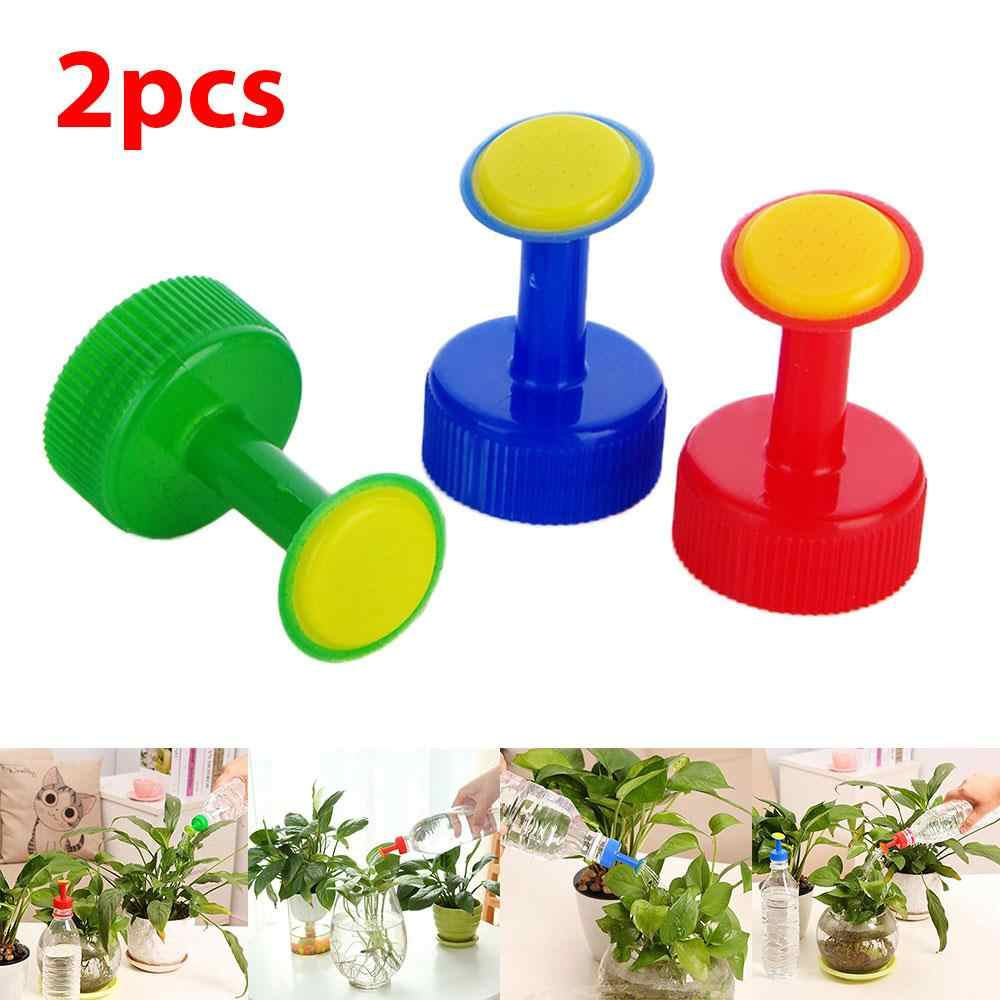 Waterers Nozzle Plant Watering Tool Portable PP 2pcs Gardening Supplies Flower Head Tool Cans