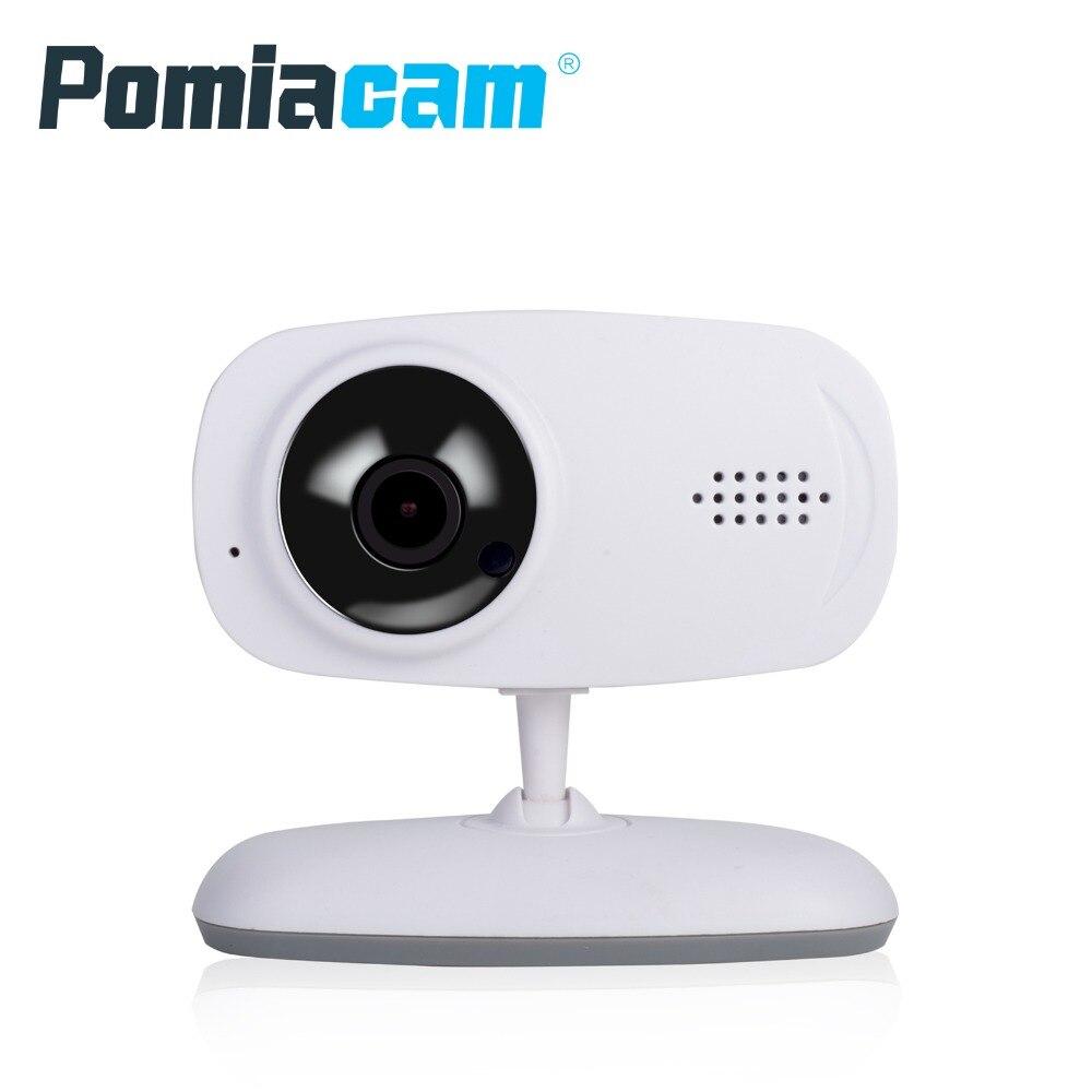 GC60 bébé moniteur Portable WiFi IP caméra 720 P HD sans fil intelligent bébé caméra Audio vidéo enregistrement Surveillance maison sécurité Camer