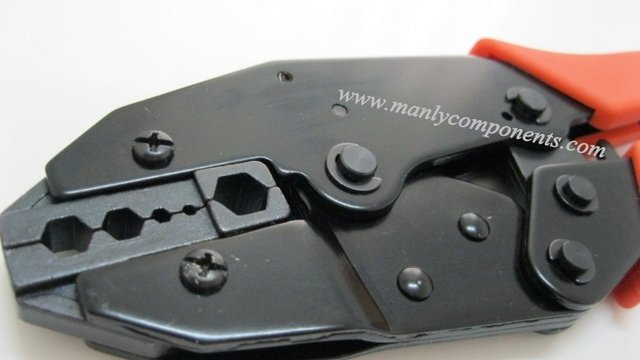 1pcs BNC Crimping Tools for RG58/59 Crimp Tools for BNC