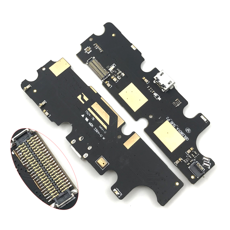 New For Gionee E8 GN9008 Micro USB Port Connector PCB Board Dock Charge Microphone Flex Cable Replacement Top Quality