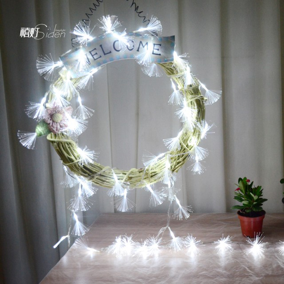 Christmas Decorations To Buy In China: Popular Fiber Optic Christmas Decorations-Buy Cheap Fiber